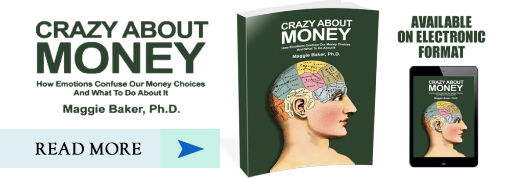 Crazy-About-Money-eBook Maggie Baker PHD